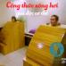 BỒN XÔNG HƠI/ CABIN XÔNG TOÀN THÂN