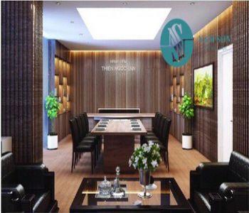 Thiết kế thi công nội thất bệnh viện Thiên Ngọc Lan